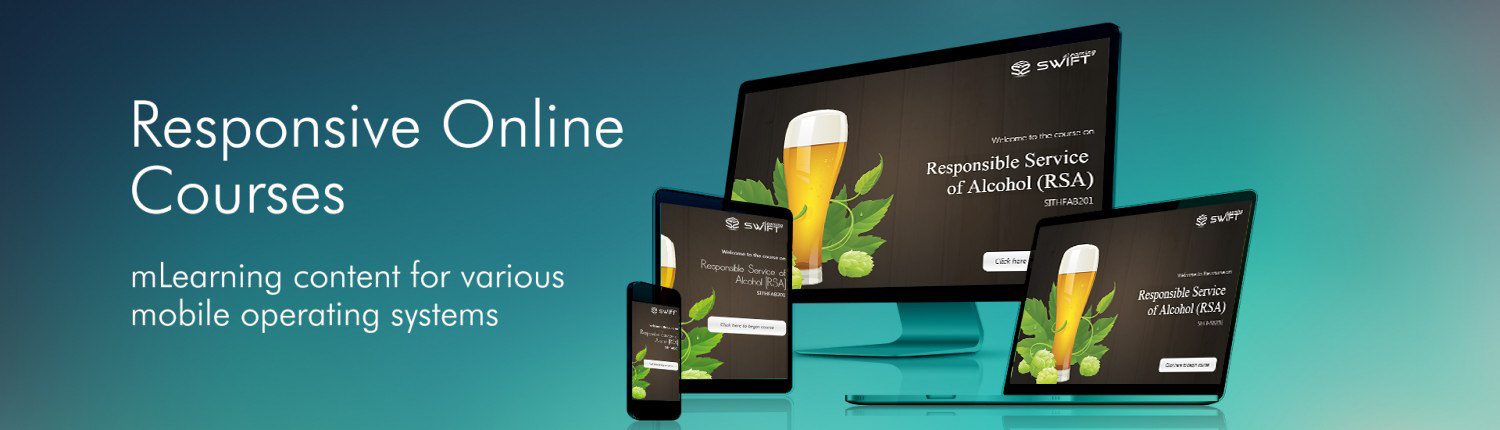 Responsive Mobile Learning development