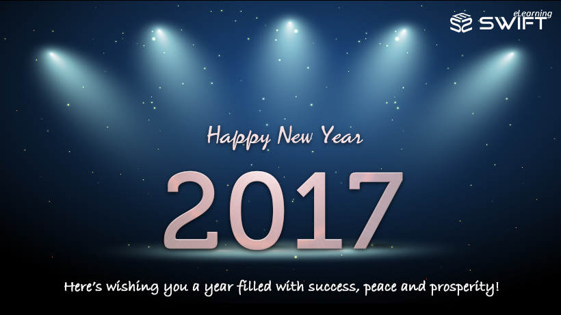 swift elearning team wishes you a happy new year 6 inspirational quotes to start off 2017