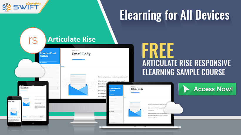 Articulate Rise Free Sample_Effective Email Writing