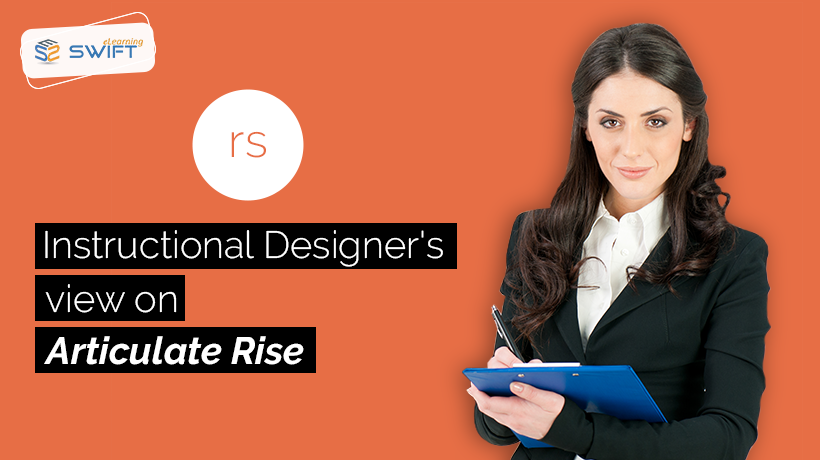 Instructional Designer's take on Articulate Rise