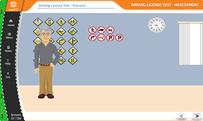 Driving-License-test-Assessment