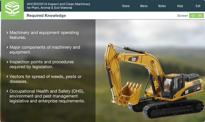 Machinery-and-equipment-operating-features