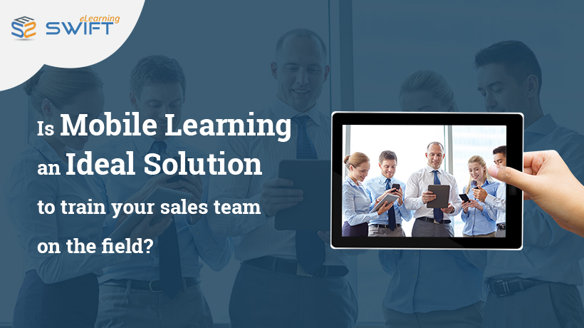 Mobile Learning for Sales