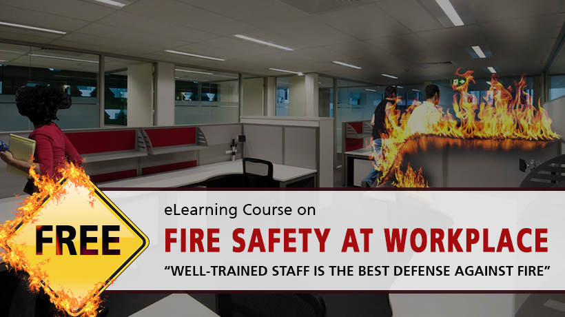 Free Online Fire Safety Training Induction Course