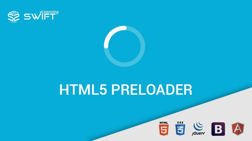 HTML5 Preloader