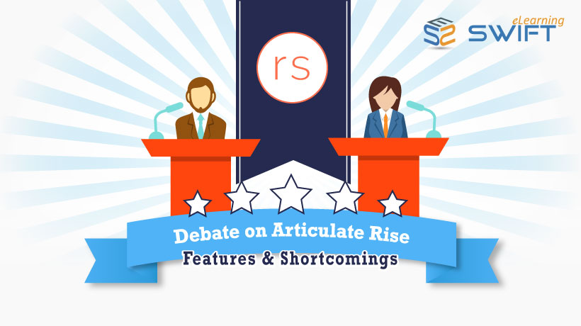Debate on Articulate Rise_Elearning authoring tool
