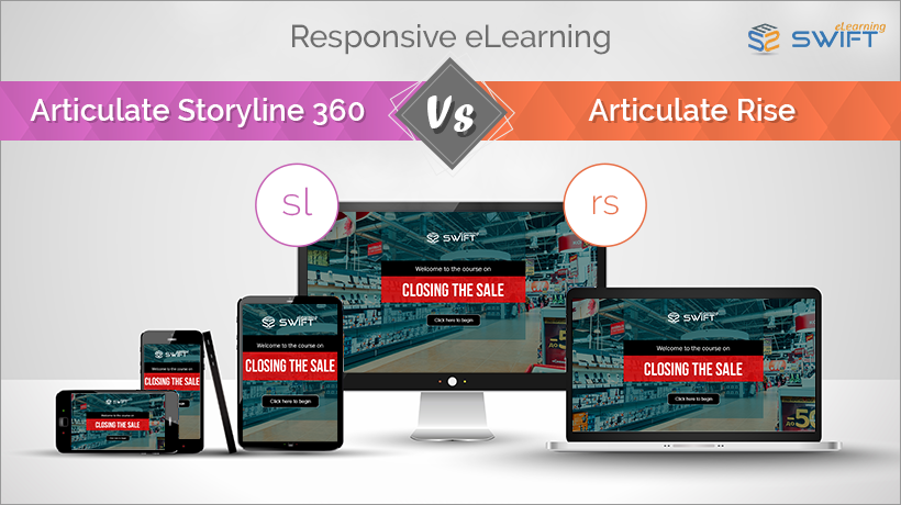 Articulate Rise Vs Articulate Storyline 360 with Sample eLearning Course - Responsive eLearning