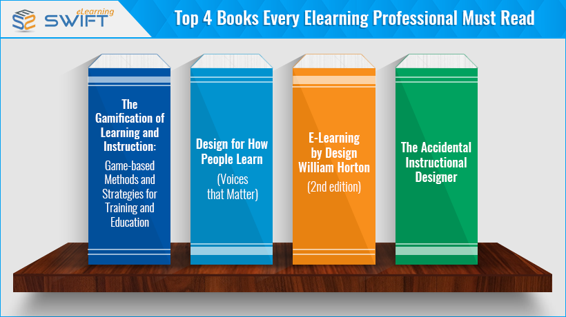 Top 4 eLearning Books