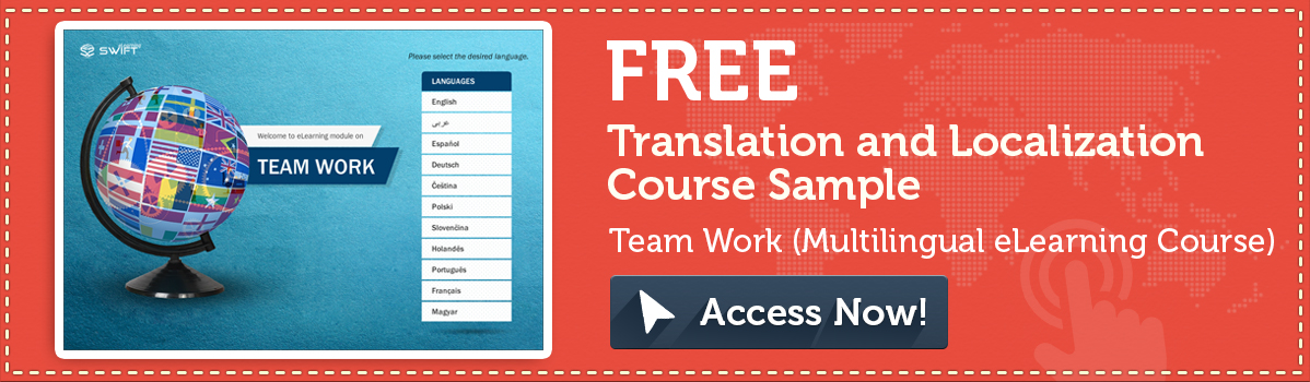 Translation and Localization Multilingual eLearning