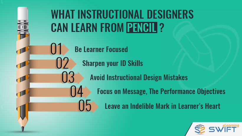 What Instructional Designer can Learn from Pencil