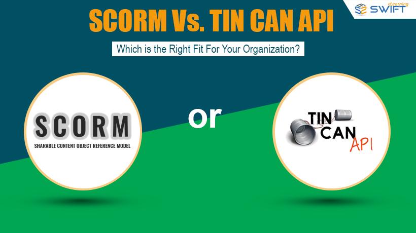 TinCan VS Scorm
