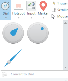 Dial-Custom Volume Control – Articulate Storyline 3 or Articulate Storyline 360