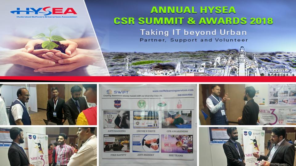CSR summit 2018