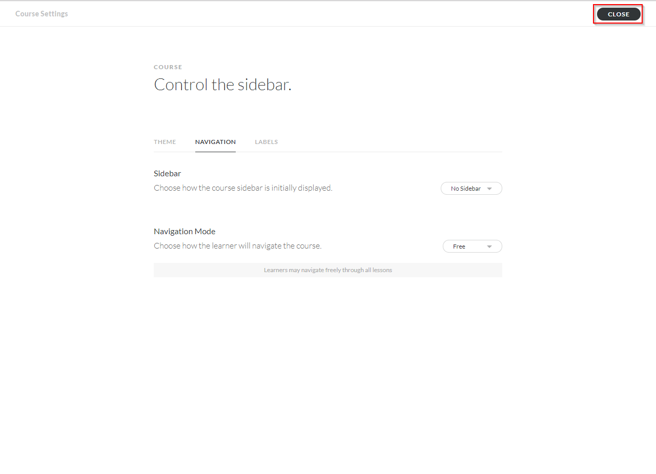 Articulate-Rise - Configuring-and-Controlling-Sidebar-visibility5