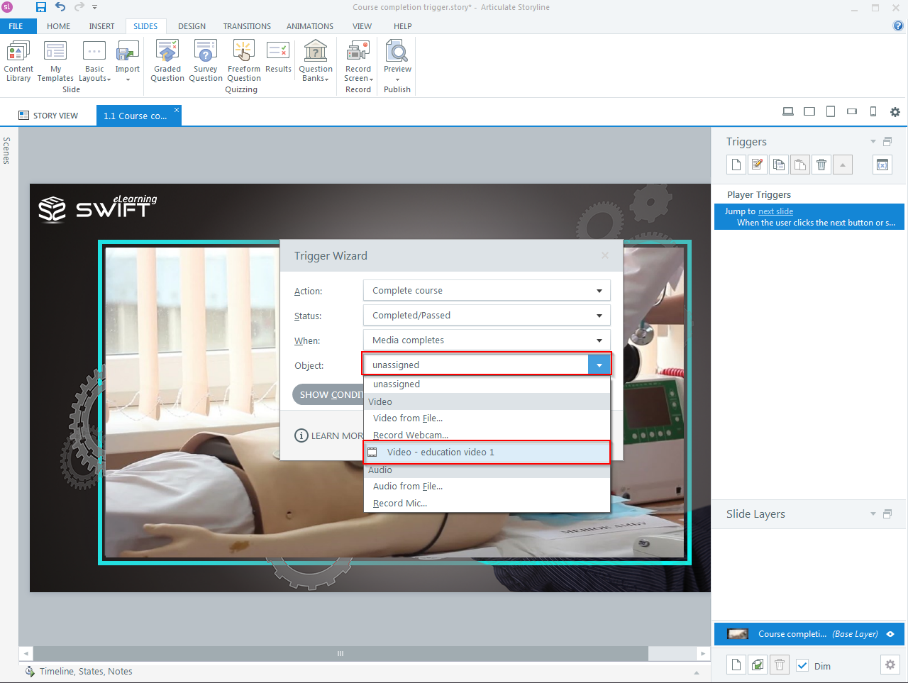 Storyline-360 - Configure-course-completion-trigger5