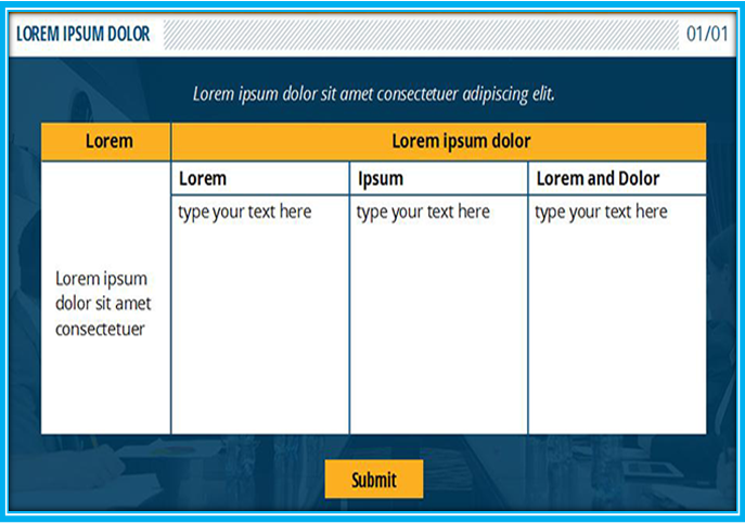 Storyline Templates | Articulate Storyline Interactive Elearning Quiz Templates