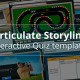 Interactive Quiz templates_cover