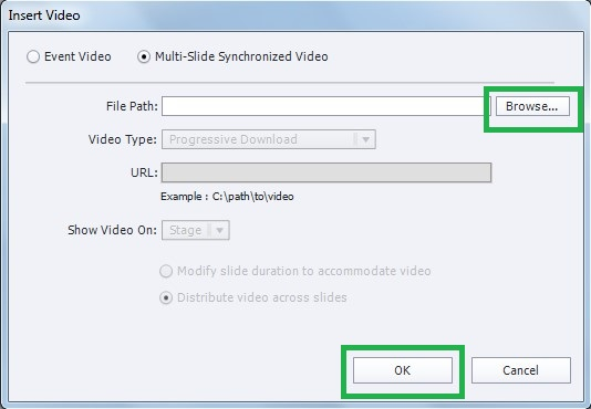Adobe Captivate 2017: How to add closed captions to videos-2