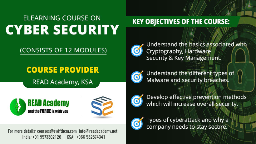 cyber security elearning course- certification program