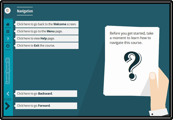 E-learning User Interface to Improve Learning Experience2