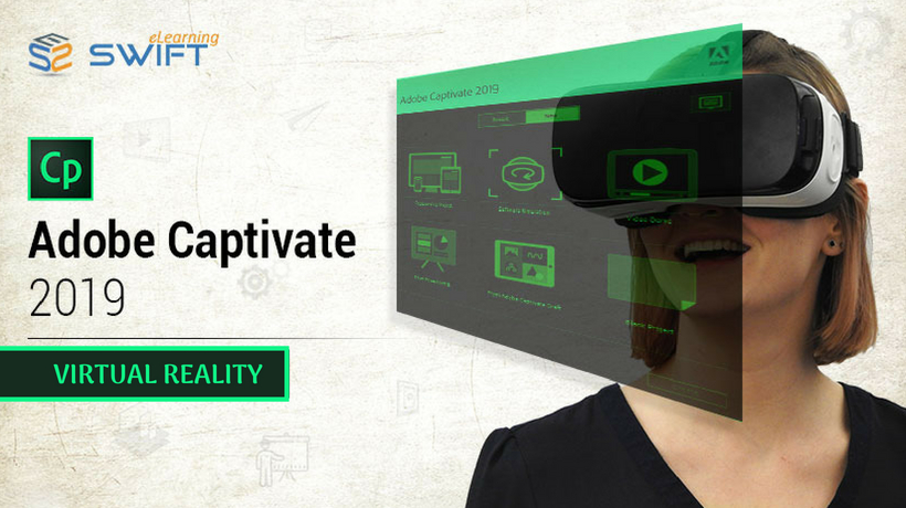 Adobe Captivate 2019 - Virtual Reality project