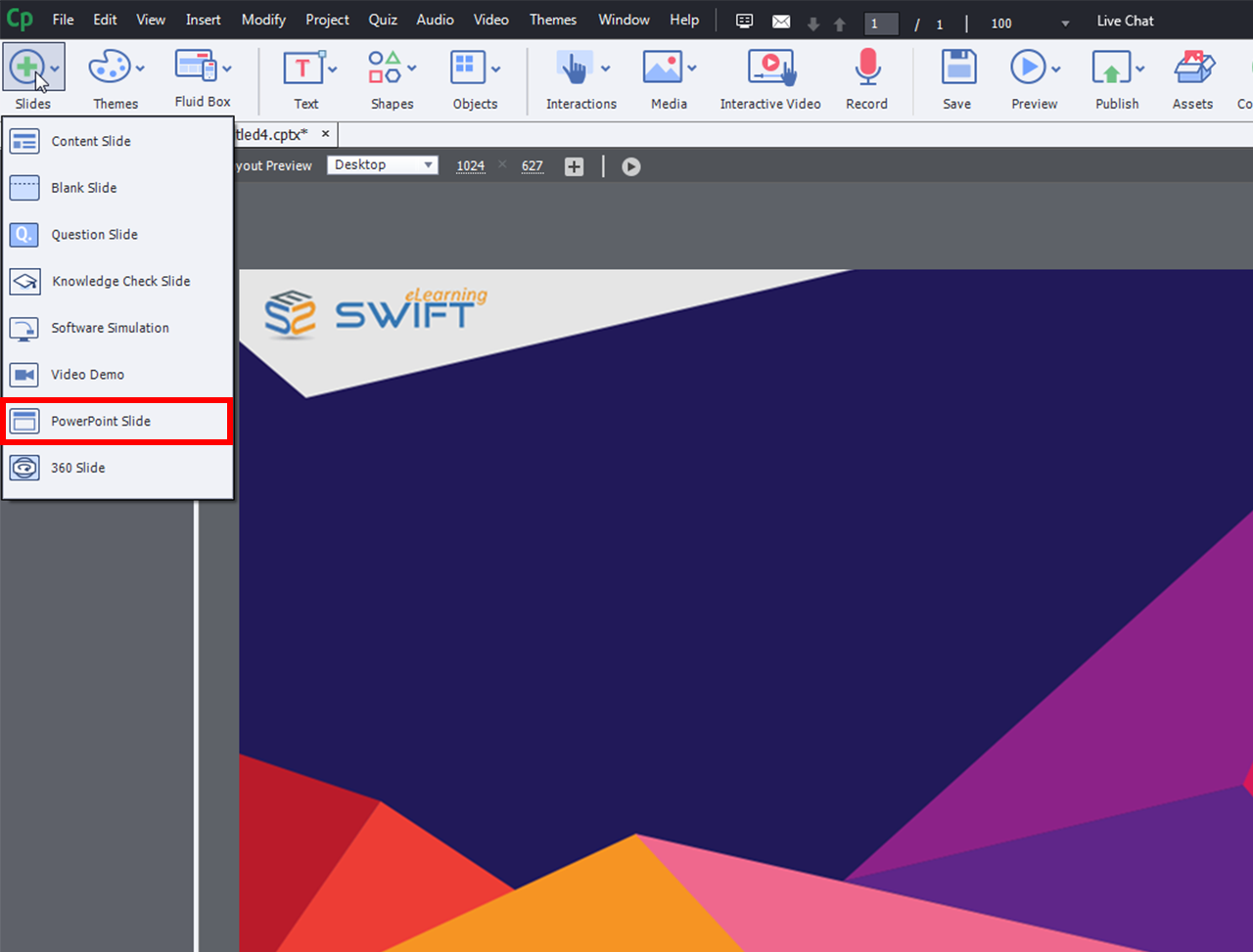 Adobe Captivate 2019 new features_4