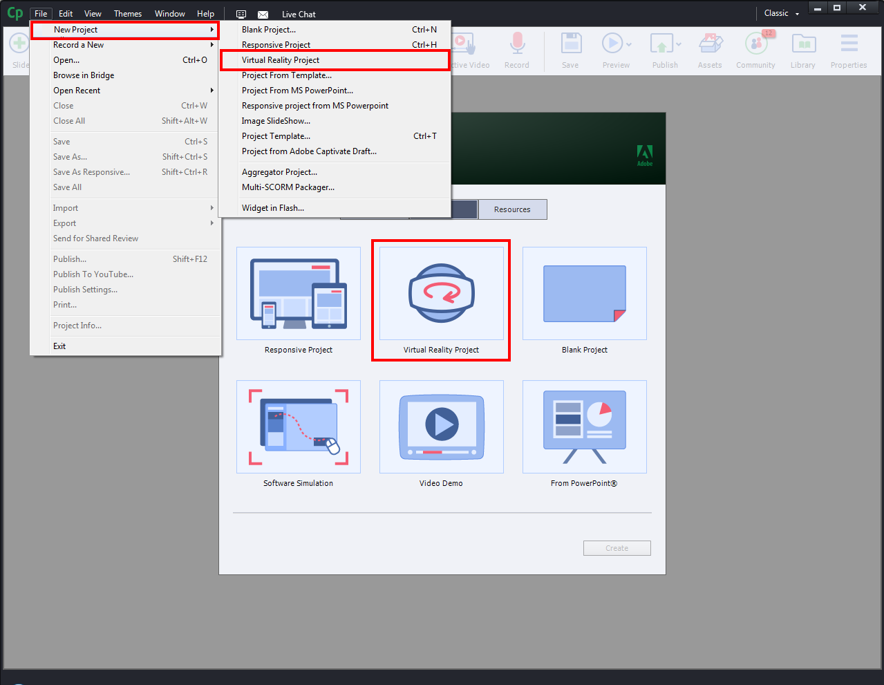 Adobe Captivate 2019 new features_