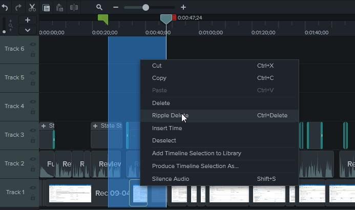 Camtasia-Delete-and-Ripple-delete-feature 5