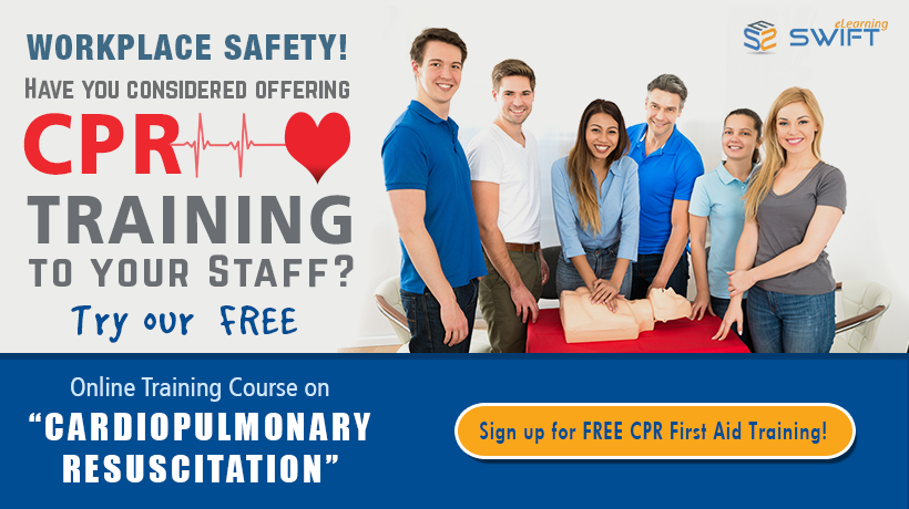 eLearning course on Cardiopulmonary Resuscitation Training