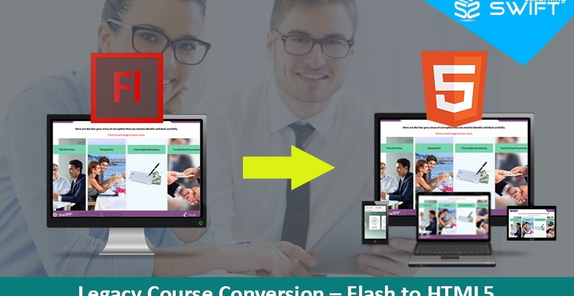 How to Convert Flash to HTML5?