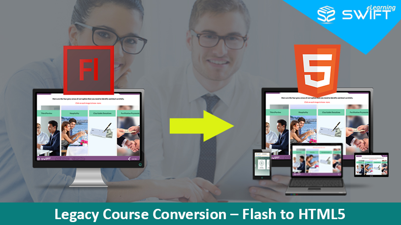 Flash to html5 Conversion