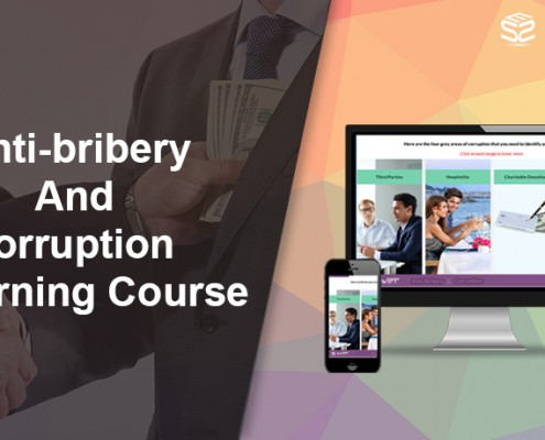 Anti bribery and corruption training elearning course