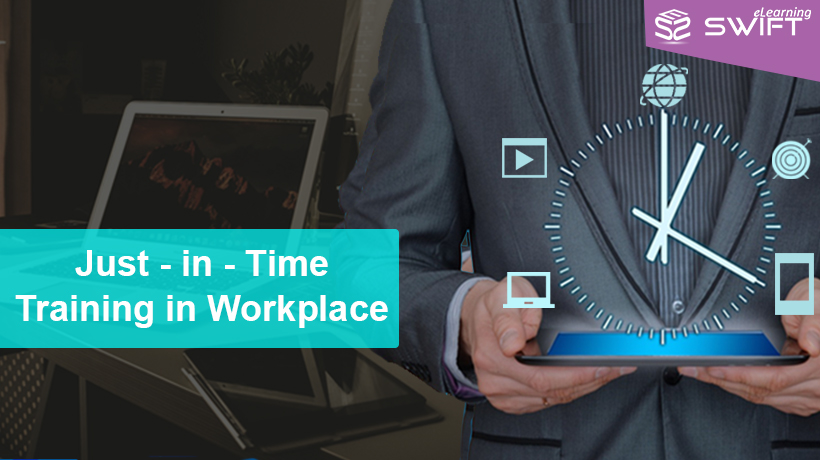Improve learning culture by embracing just-in-time training in workplace