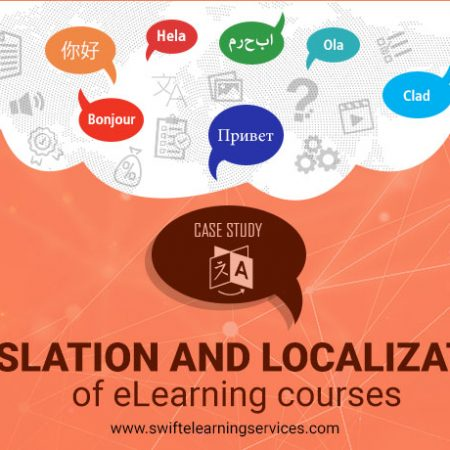 Case Study Translation and Localization of eLearning courses