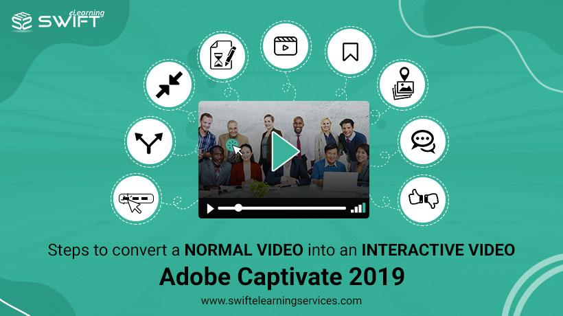 Interactive video using Adobe captivate 2019