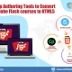 Top Authoring tools to Convert Flash to HTML5