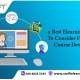 5 best elearning examples to consider for eLearning course development