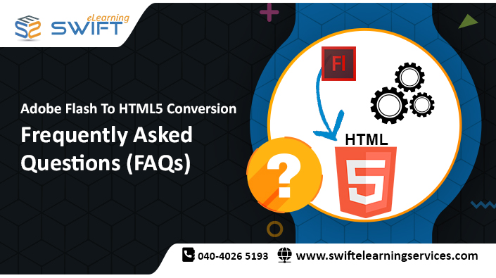 Adobe Flash To HTML5 Conversion Frequently asked questions FAQS