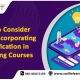 Tips to consider while incorporating gamification in eLearning courses