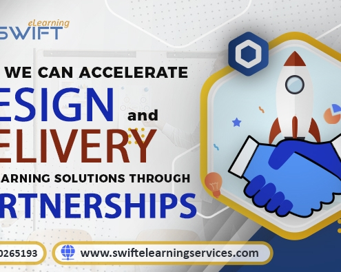 How to Accelerate Design and Delivery of eLearning Solutions Through Partnerships