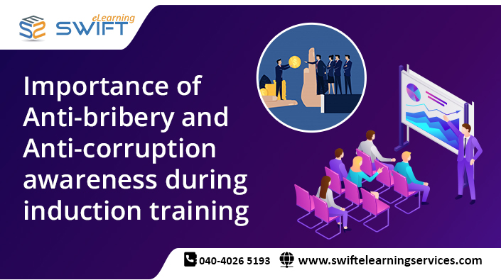Importance of Anti-bribery and Anti-corruption awareness during induction training