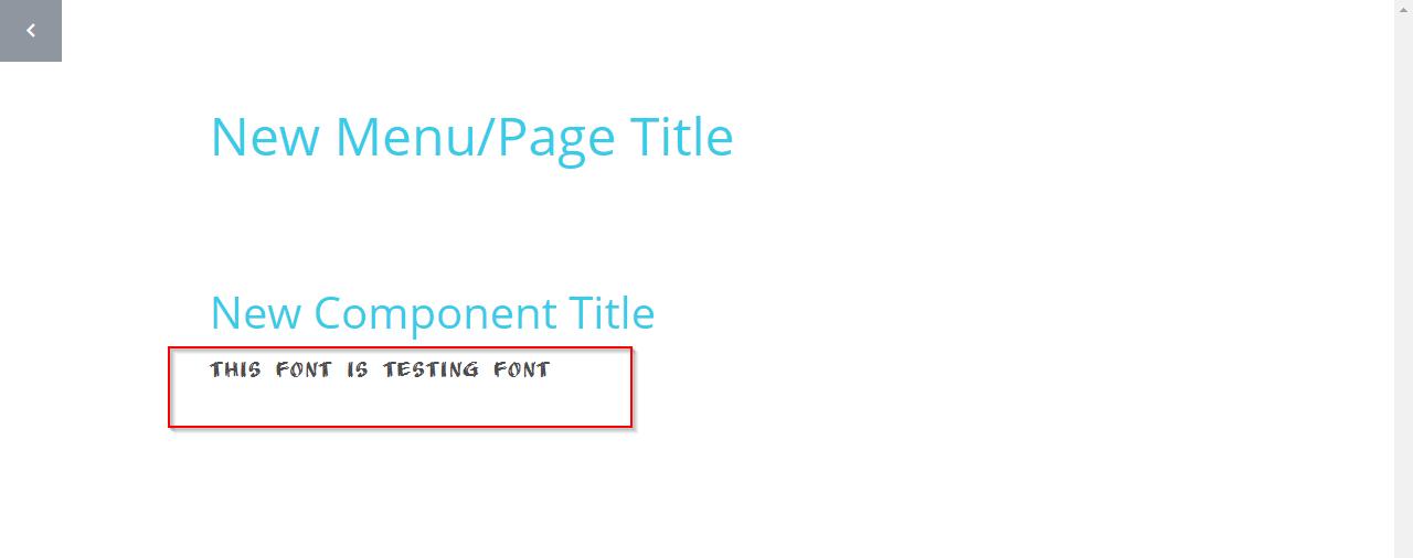 adding custom font to theme - adapt learning tool - 11