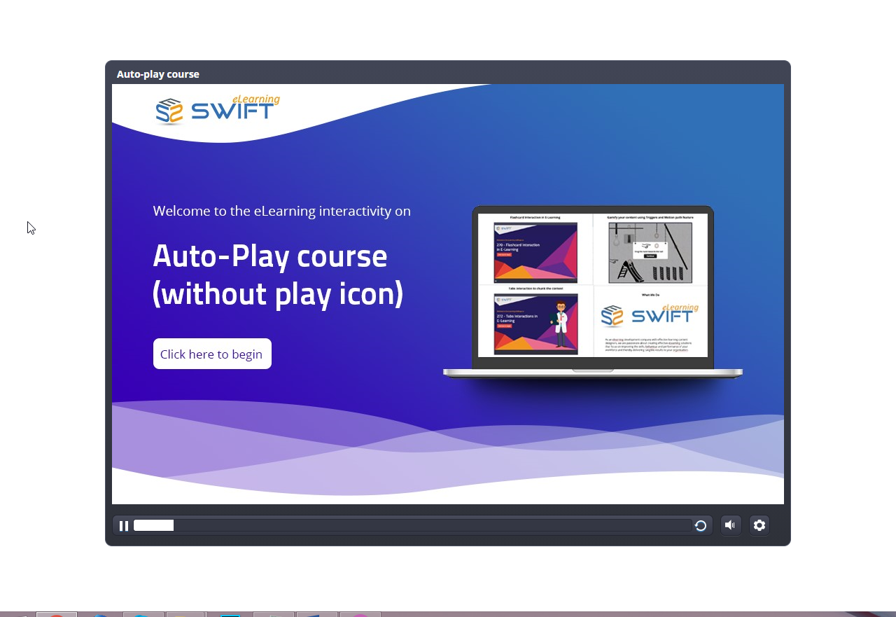 auto-play course step 04