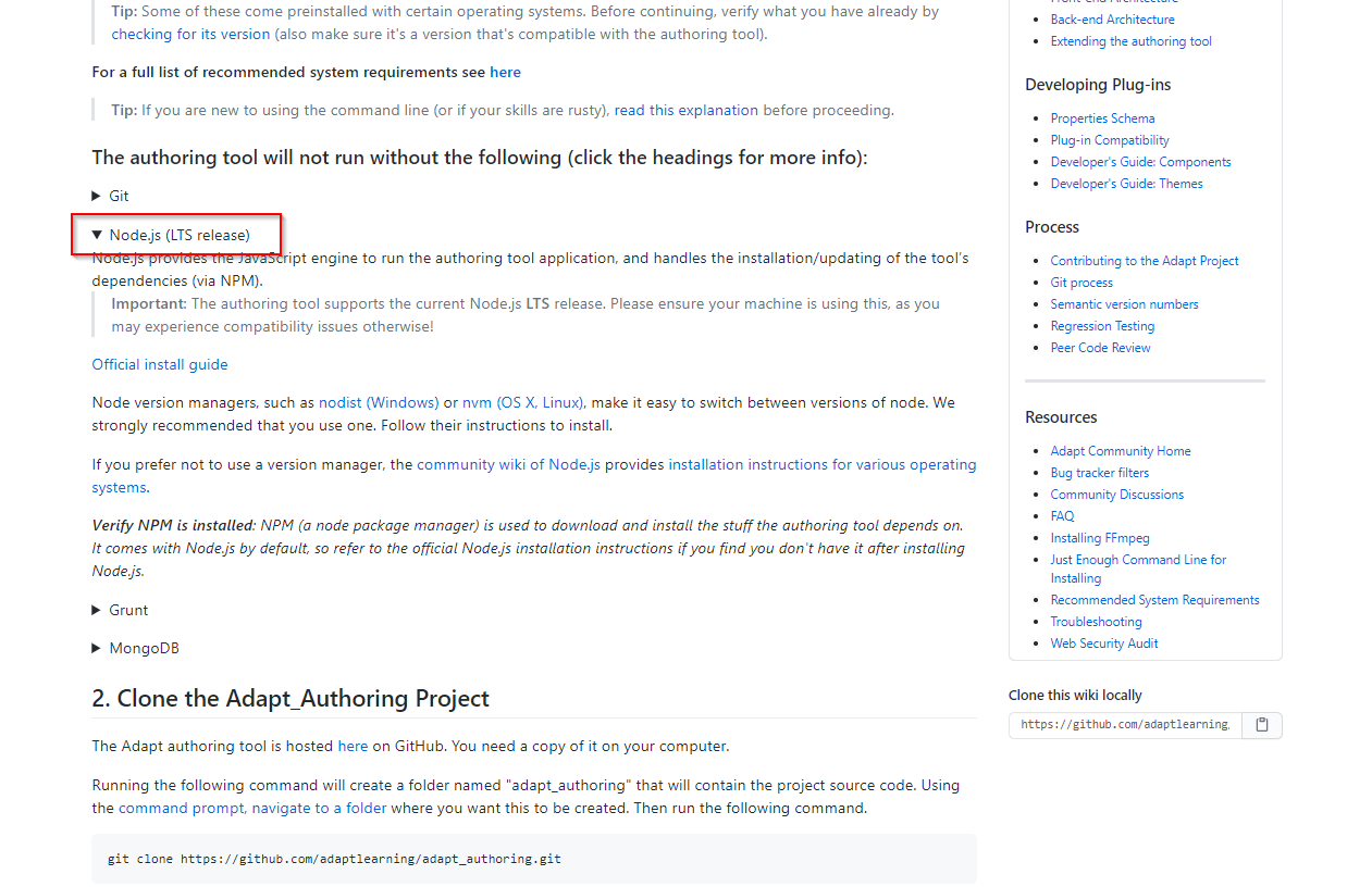 Adapt Framework – eLearning Authoring Tool 2
