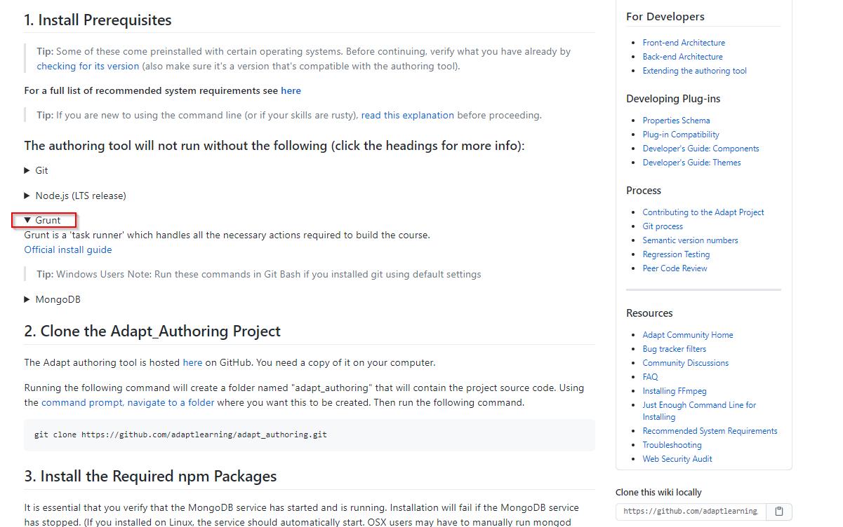 Adapt Framework – eLearning Authoring Tool 3