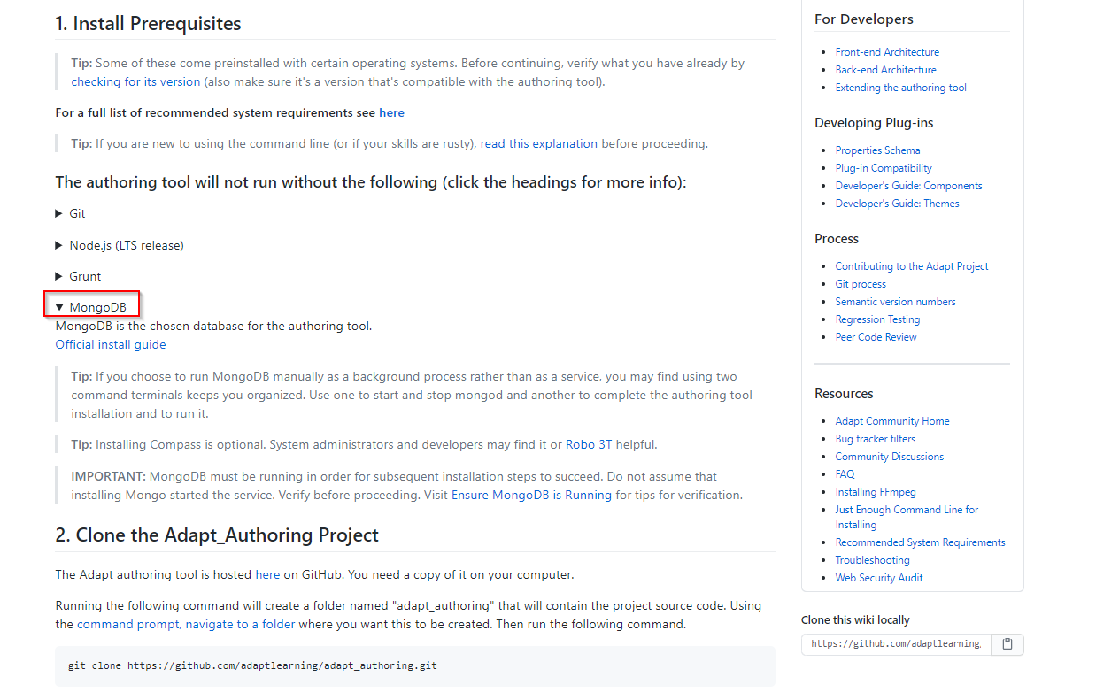 Adapt Framework – eLearning Authoring Tool 4
