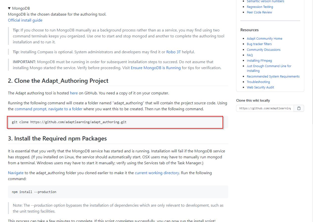 Adapt Framework – eLearning Authoring Tool 5b