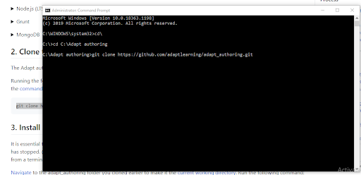 Adapt Framework – eLearning Authoring Tool 5c