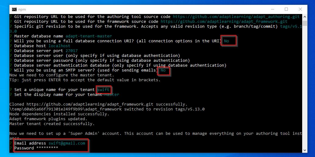Adapt Framework – eLearning Authoring Tool 8