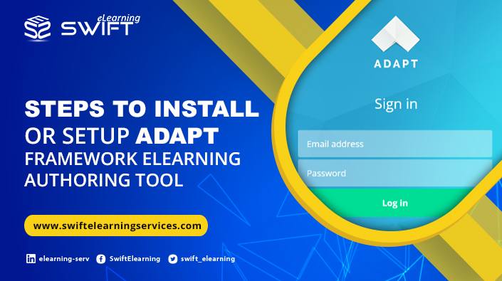 how to install adapt framework